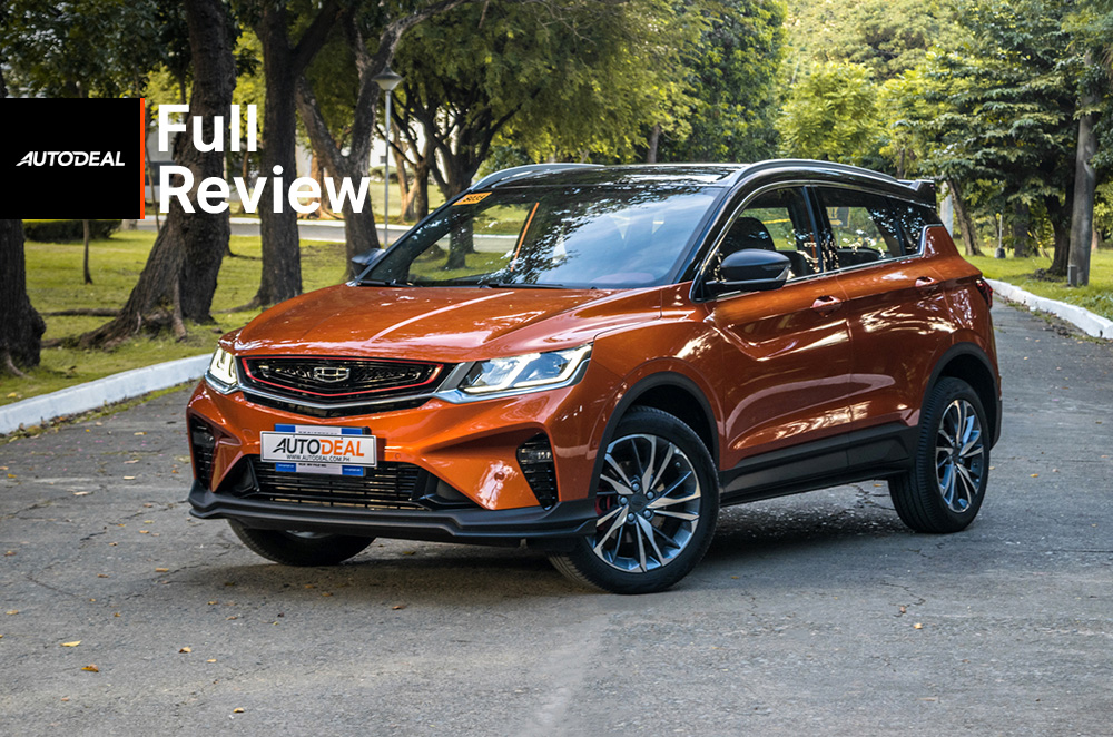 2020 Geely Coolray Review Autodeal Philippines