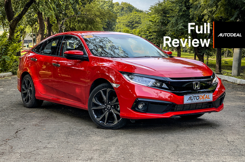 2019 honda civic rs turbo review autodeal philippines 2019 honda civic rs turbo review