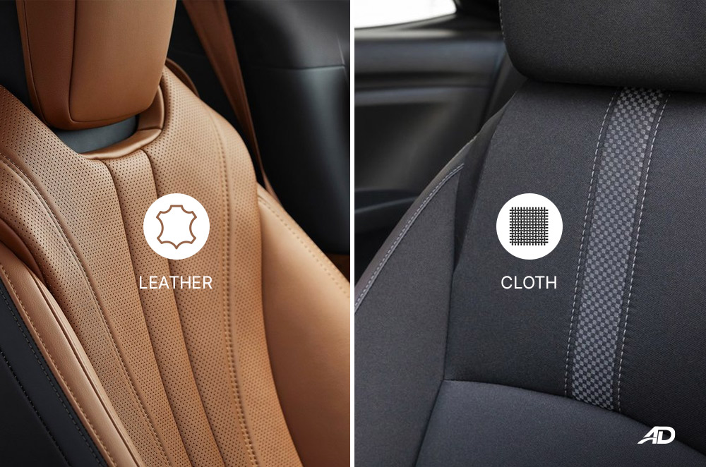 Leather Vs Fabric Seats Are, Car Interior Seats Cost