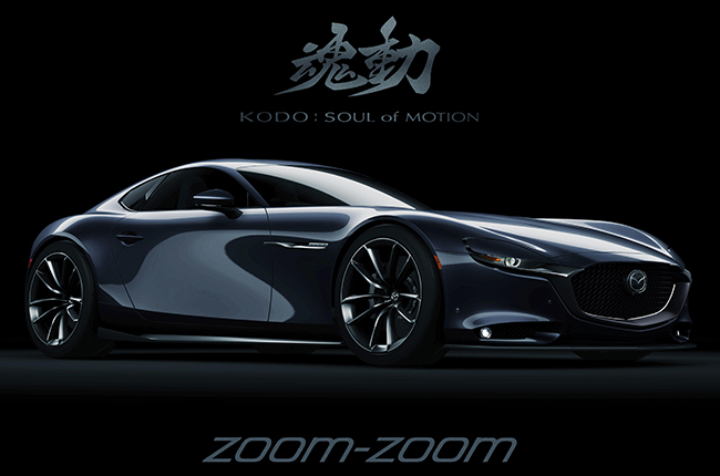 New Mazda Rx 7 Render Is The Stuff That Dreams Are Made Of Autodeal