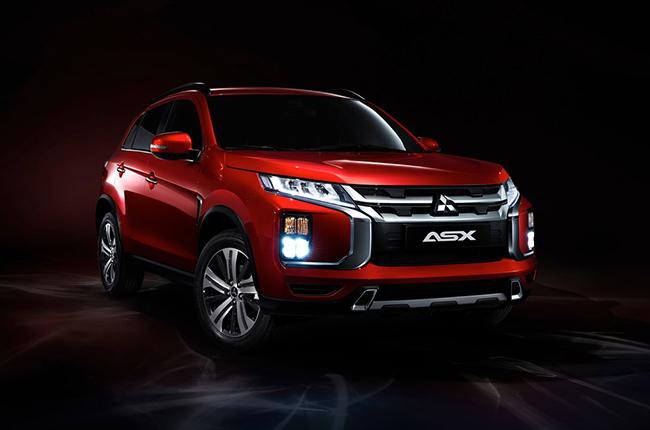 2020 Mitsubishi Pajero Sport, Interior, Price >> 2020 Mitsubishi Asx Looks Like A Mini Montero Sport Autodeal