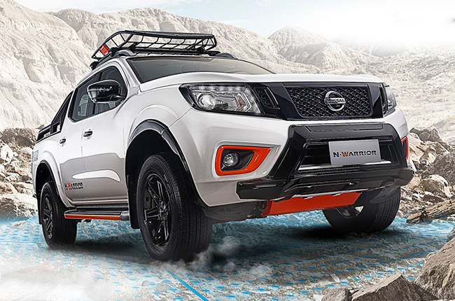 Nissan Navara N-Warrior is a special edition done right ...