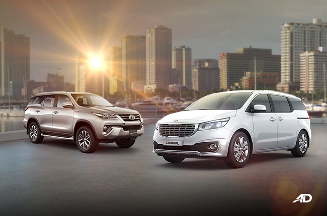 Minivan Vs Suv Which Is The Better Family Car Autodeal