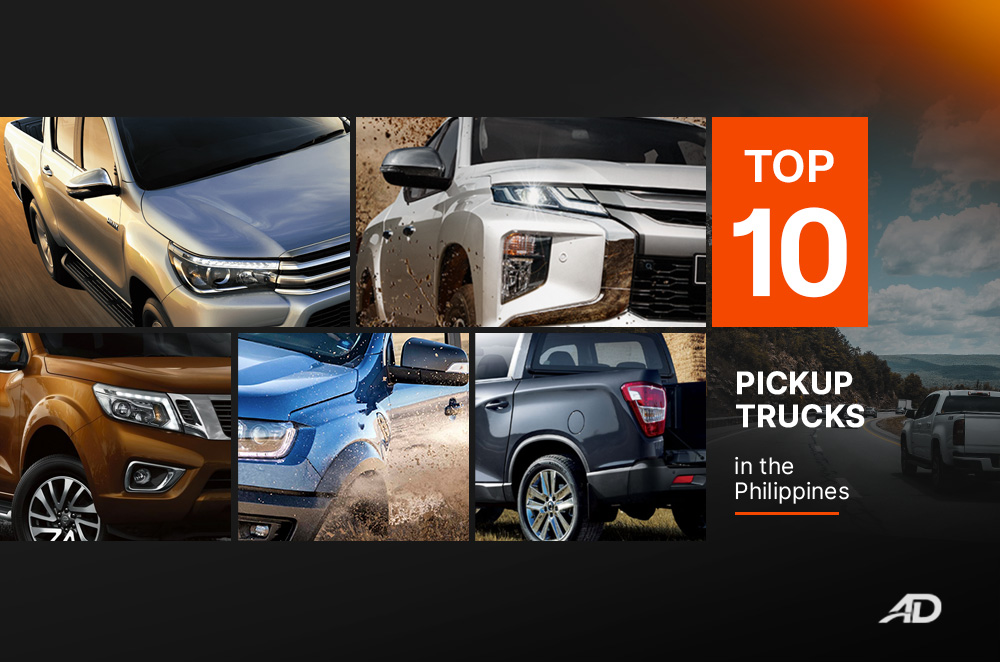 Top 10 Pickup Trucks In The Philippines Autodeal