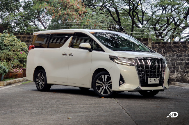 2020 Toyota Alphard gets Safety Sense as standard | Autodeal