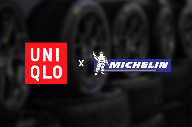 ece0b934581 Uniqlo and Michelin collaborate to bring you car guy attire