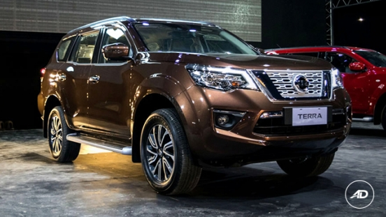 Nissan Terra 4x2 EL AT with P29,000 All-in Downpayment +