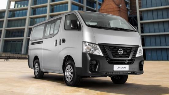 152d3086e7 Nissan NV350 Urvan 2019