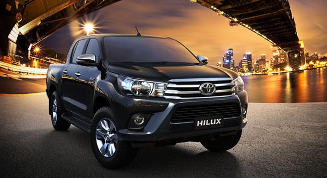 Toyota Hilux 2019 Philippines