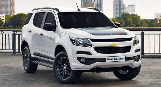 Chevrolet Trailblazer 2020, Philippines Price, Specs ...