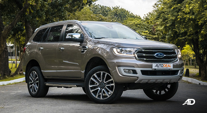 Ford Everest 2020 Philippines Price Specs Official Promos Autodeal