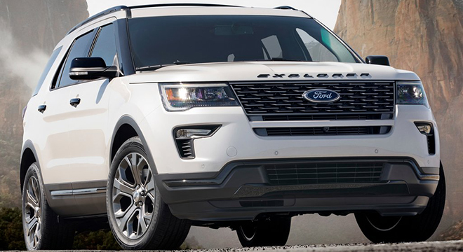 Ford Explorer 2020 Philippines Price Specs Official Promos Autodeal