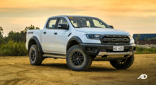 Ford Ranger Raptor 2020 Philippines Price Specs Official