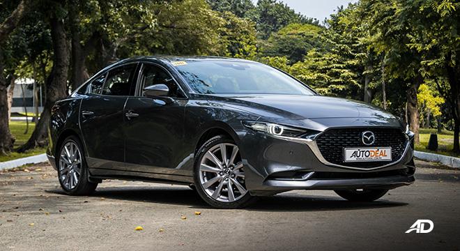 Mazda 3 4-deurs autonieuws - Het laatste nieuws van Mazda 3 4-deurs | 360x660