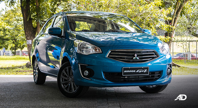 Mitsubishi Mirage G4 2020 Philippines Price Specs Official Promos Autodeal