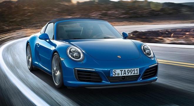 Porsche 911 Targa 4 2020 Philippines Price Specs Official Promos Autodeal