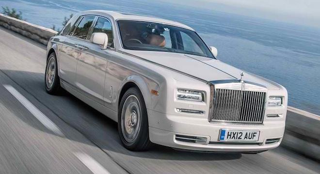 Rolls Royce Phantom 2018 Philippines White