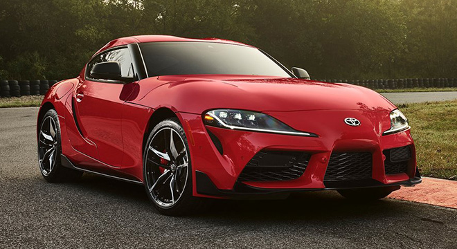 Toyota Supra 2020, Philippines Price, Specs & Official Promos ...