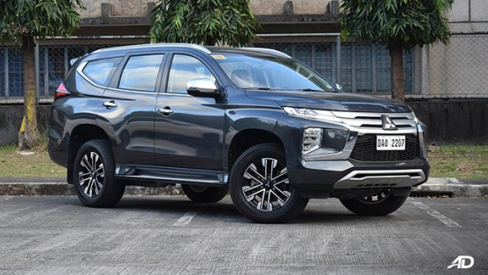 2021 mitsubishi montero sport gt 2.4 4x2 at with p52,000