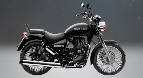 Royal Enfield Rumbler 500 With A 0% Interest Promo