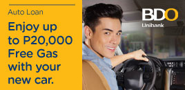 BDO Car Loan
