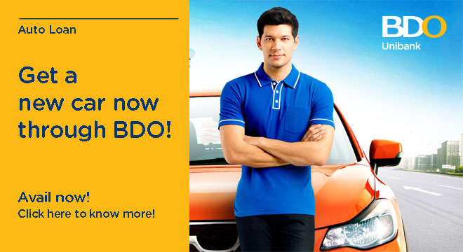 Bdo auto loan calculator philippines 15